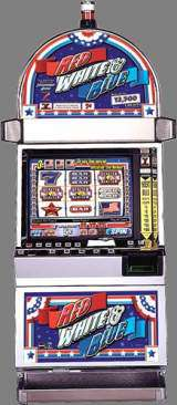 Red White & Blue [Video Slot] the Slot Machine