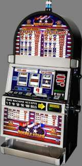 Red White & Blue - Double Stars the  Slot Machine