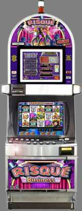 Risque Business [Video Reel Touch Bingo] the  Slot Machine