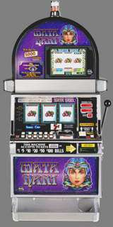 Mata Hari [3-Reel] the Slot Machine