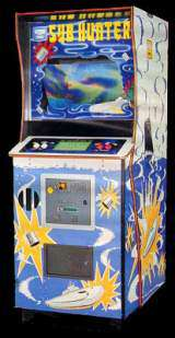 Sub Hunter the Arcade Video game
