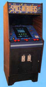 Space Intruders deluxe the  Arcade Video Game