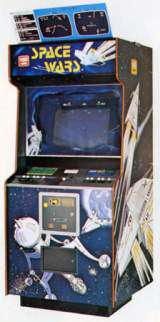 Space Wars the Arcade Video Game
