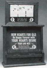 New Hearts for Old [Broken Hearts Mended] the  Vending Machine