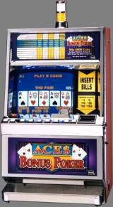 Ace$ Bonus Poker the Slot Machine