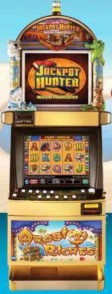 Arabian Riches [Jackpot Hunter] the Slot Machine
