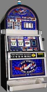 Big Times - Red White & Blue the  Slot Machine