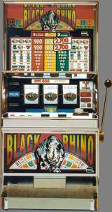 Black Rhino [Model 258A] the Slot Machine