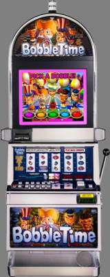 Bobble Time the  Slot Machine