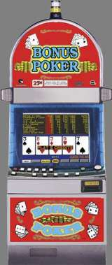 Bonus Poker the  Slot Machine