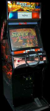 Super Chase - Criminal Termination the  Arcade Video Game PCB