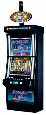 Secrets of India the Slot Machine
