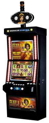 Bali the  Slot Machine