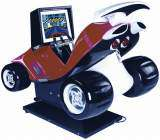Space Car the Arcade Video Game