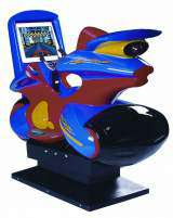 Space Bike the Arcade Video Game