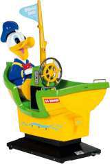 Donald Boat the  Kiddie Ride