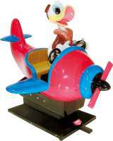 Donald Plane the  Kiddie Ride