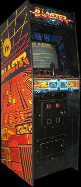 Blaster the  Arcade Video Game PCB
