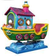 Jungle Boat the  Kiddie Ride