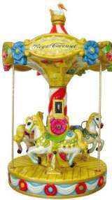 Royal Carousel the  Kiddie Ride