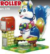 Scoiattolo Roller the Coin-op Kiddie Ride