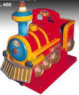 Trenino Cogan the Coin-op Kiddie Ride