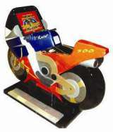 iRacer - Interactive Racing Motorcycle the Coin-op Kiddie Ride