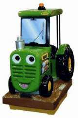 Troy the Tractor the  Kiddie Ride