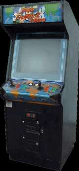 Super Street Fighter II Turbo [Blue Board] the  Arcade Video Game