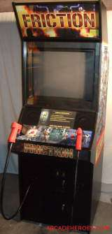Friction the  Arcade Video Game PCB