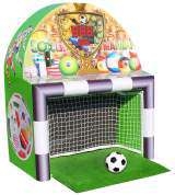 Soccer Mania [Simple Kicker] the Coin-op Strength Tester