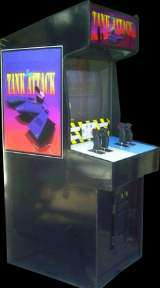 Tank Battle the Arcade Video Game PCB
