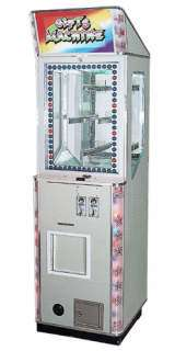 Gift Machine [Model WMH-129B] the Coin-op Redemption Game