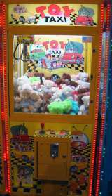 Toy Taxi the Coin-op Redemption Game