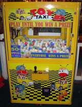 Toy Taxi [Junior model] the Coin-op Redemption Game