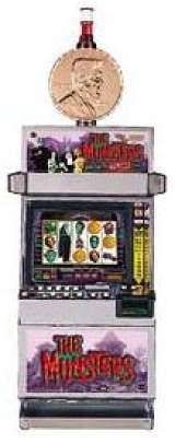 The Munsters the Slot Machine