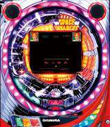 CR Space Invaders [Model Z] the Pachinko