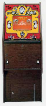 The Big Joke [Upright model] the  Arcade Video Game
