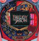 CR Freddy vs. Jason [Model LSWA] the Pachinko