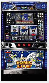 Sonic Live! the Pachislot