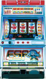 ESP - Extra Sensory Perception the  Pachislot
