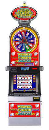 Wheel Poker Deluxe the  Slot Machine