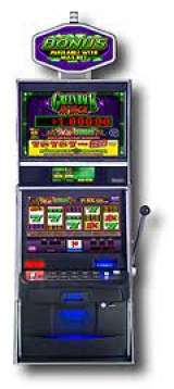 Wild Peppers [Greenback Attack] the  Slot Machine