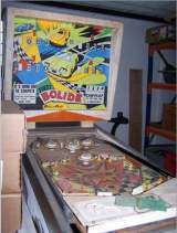 First Bolide the Coin-op Pinball