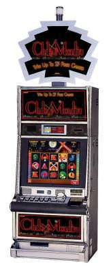 Club Moulin the  Slot Machine