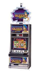 Egyptian Queen the  Slot Machine