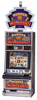 Heroes of the Coliseum the Slot Machine