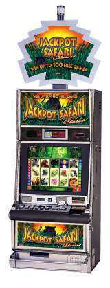 Jackpot Safari Classic the Slot Machine