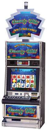 Ocean's Wild the  Slot Machine