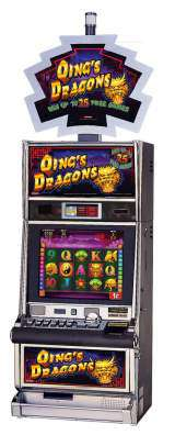 Qing's Dragons the  Slot Machine